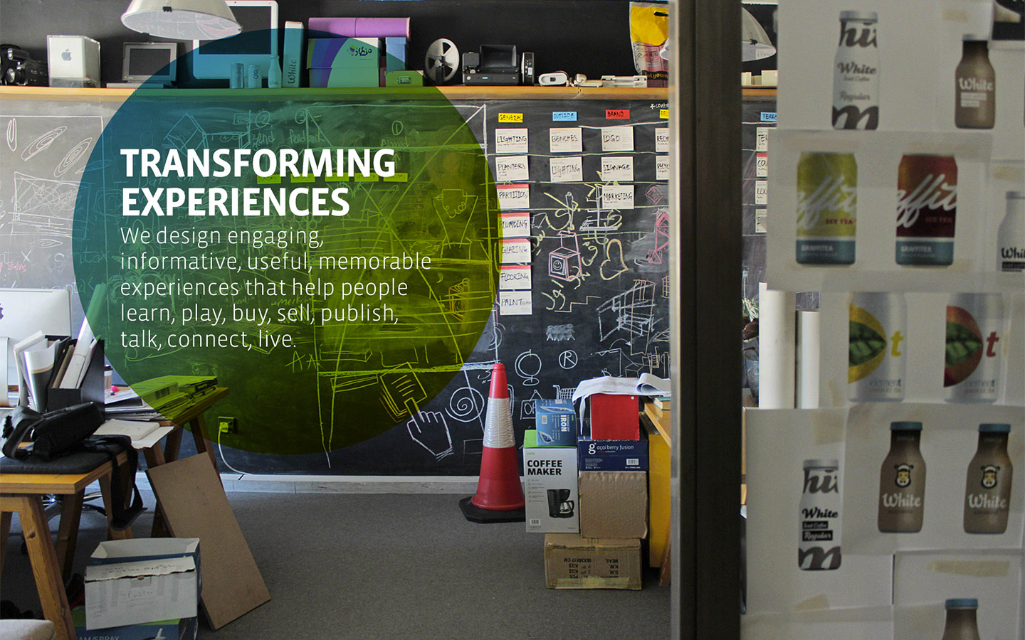 SYNTAX / TRANSFORMING EXPERIENCES