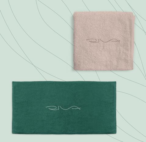Folded Towel3
